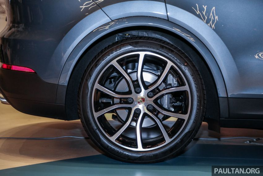 E3 Porsche Cayenne launched in Malaysia – base and S variants available, prices start from RM745,000 Image #836911