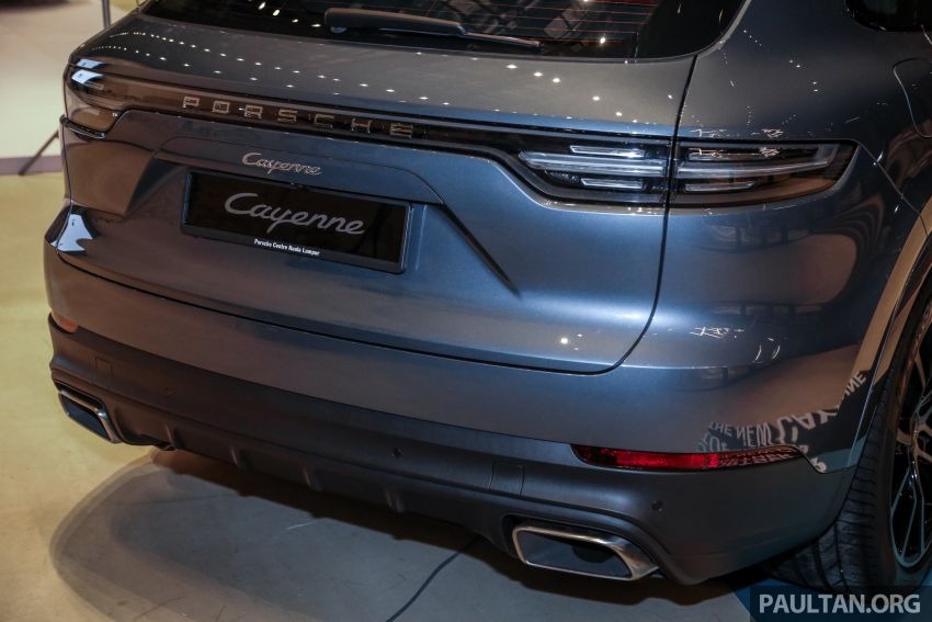 E3 Porsche Cayenne launched in Malaysia – base and S variants available, prices start from RM745,000 Image #836913