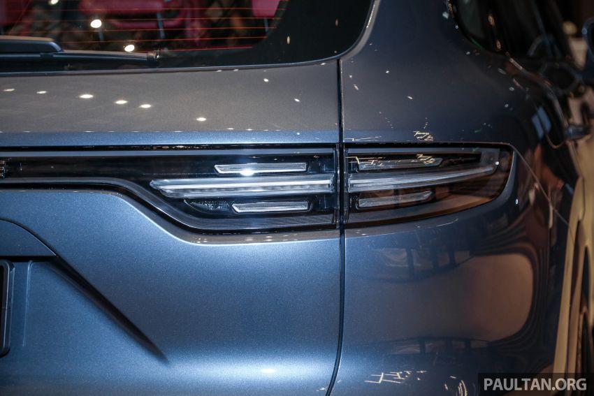 Porsche Cayenne generasi ketiga dilancar di Malaysia – dua varian ditawarkan, harga bermula dari RM745k Image #836555