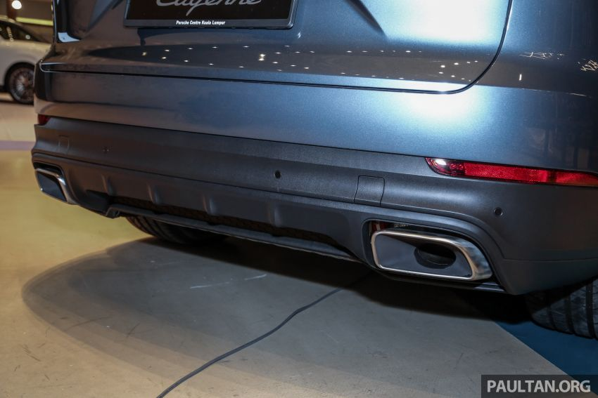 E3 Porsche Cayenne launched in Malaysia – base and S variants available, prices start from RM745,000 Image #836923