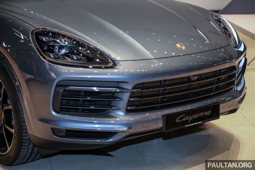 E3 Porsche Cayenne launched in Malaysia – base and S variants available, prices start from RM745,000 Image #836893