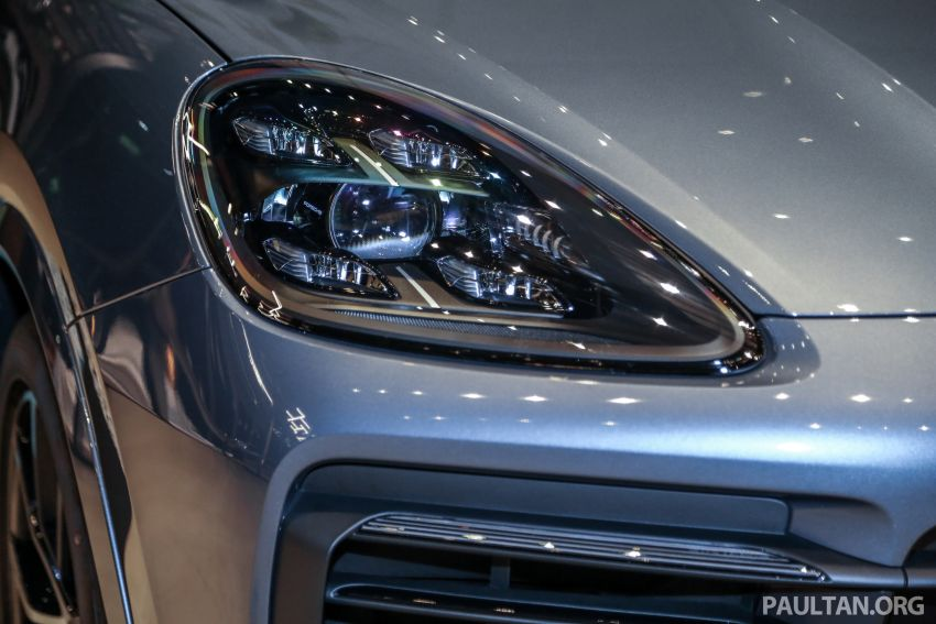 E3 Porsche Cayenne launched in Malaysia – base and S variants available, prices start from RM745,000 Image #836894