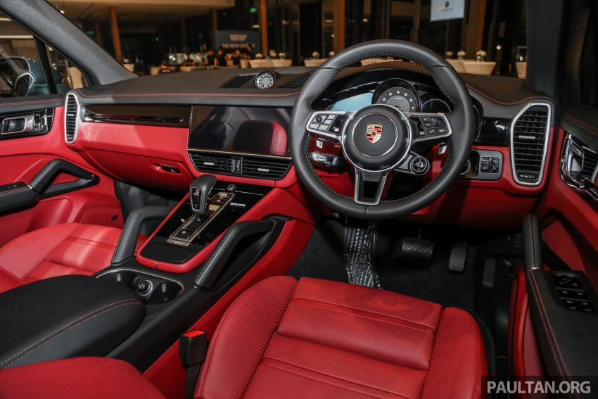 E3 Porsche Cayenne launched in Malaysia – base and S variants available, prices start from RM745,000 Image #836946