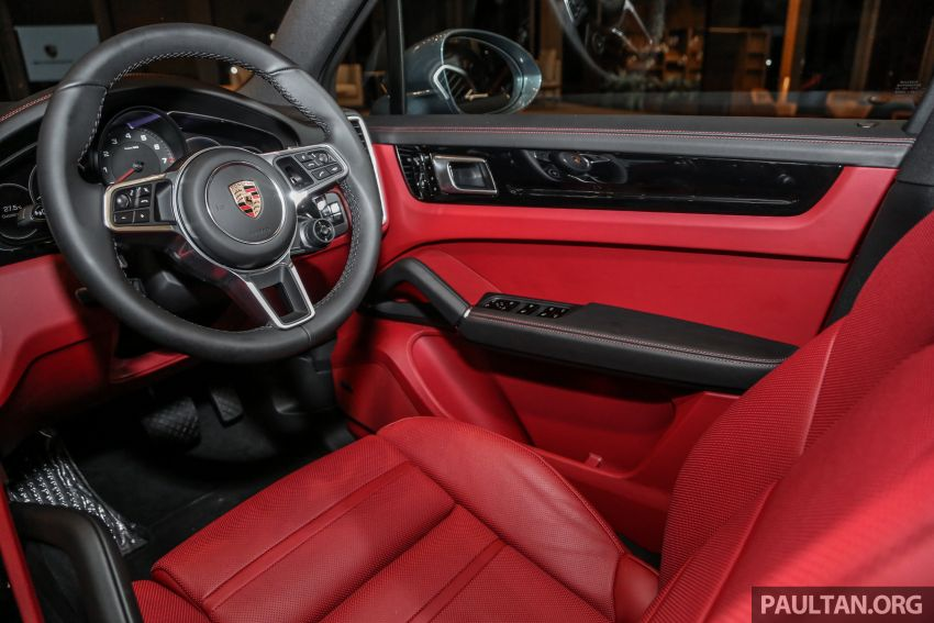 E3 Porsche Cayenne launched in Malaysia – base and S variants available, prices start from RM745,000 Image #836947