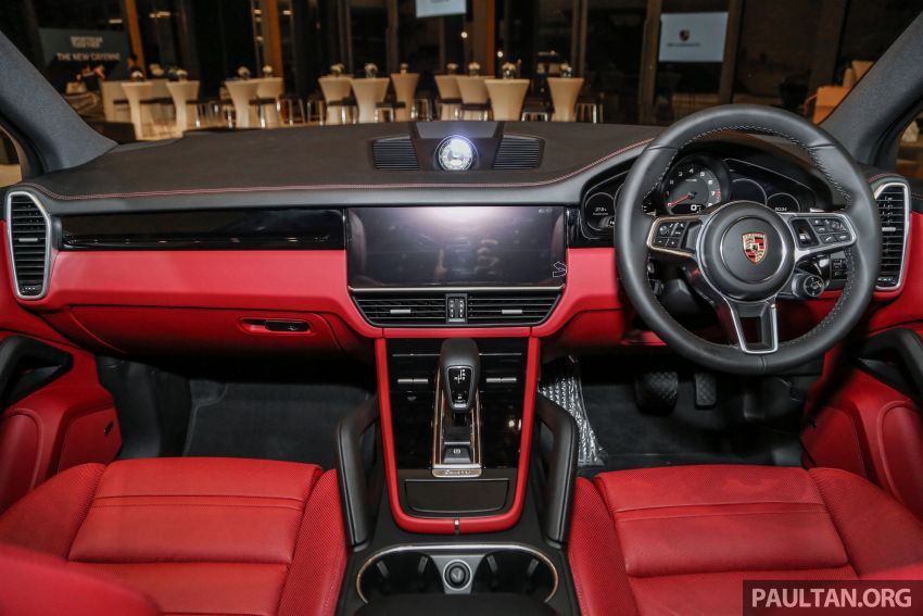 E3 Porsche Cayenne launched in Malaysia – base and S variants available, prices start from RM745,000 Image #836930