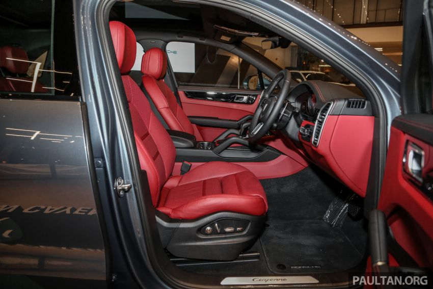 E3 Porsche Cayenne launched in Malaysia – base and S variants available, prices start from RM745,000 Image #836952