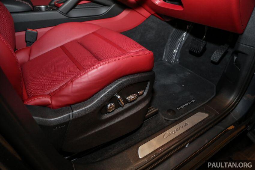 Porsche Cayenne generasi ketiga dilancar di Malaysia – dua varian ditawarkan, harga bermula dari RM745k Image #836587