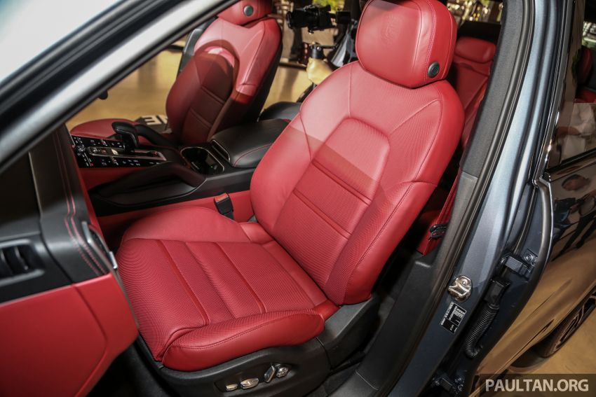 E3 Porsche Cayenne launched in Malaysia – base and S variants available, prices start from RM745,000 Image #837020