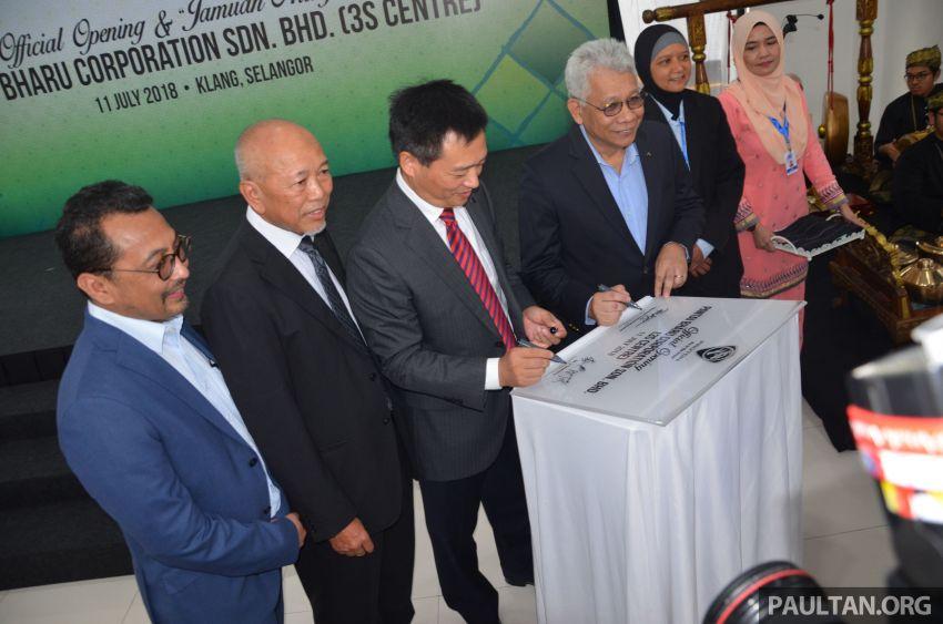 Pusat 3S Proton Kapar baharu milik Pantai Bharu ganti fasiliti 1S+2S sebelum ini, beroperasi secara rasmi Image #837717