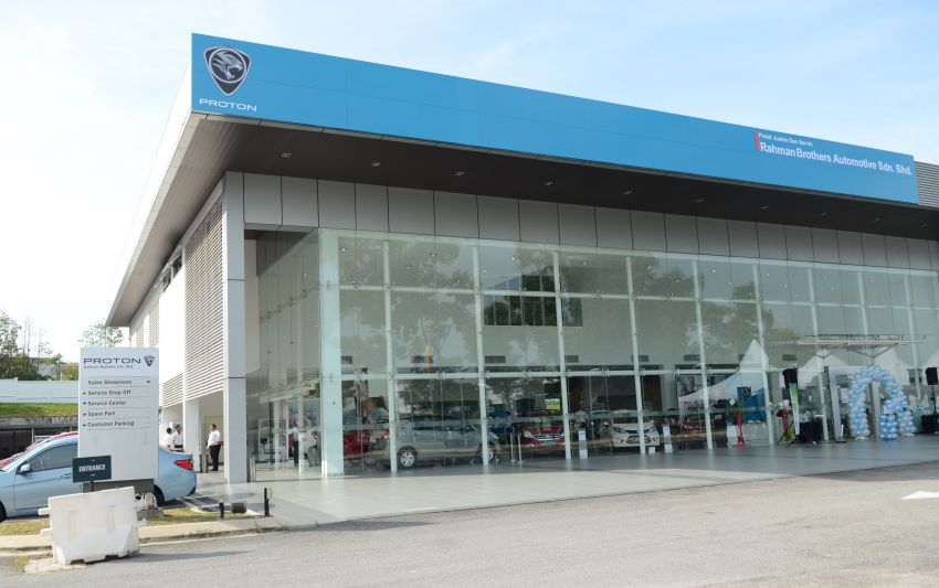 Proton launches upgraded 3S centre in Shah Alam