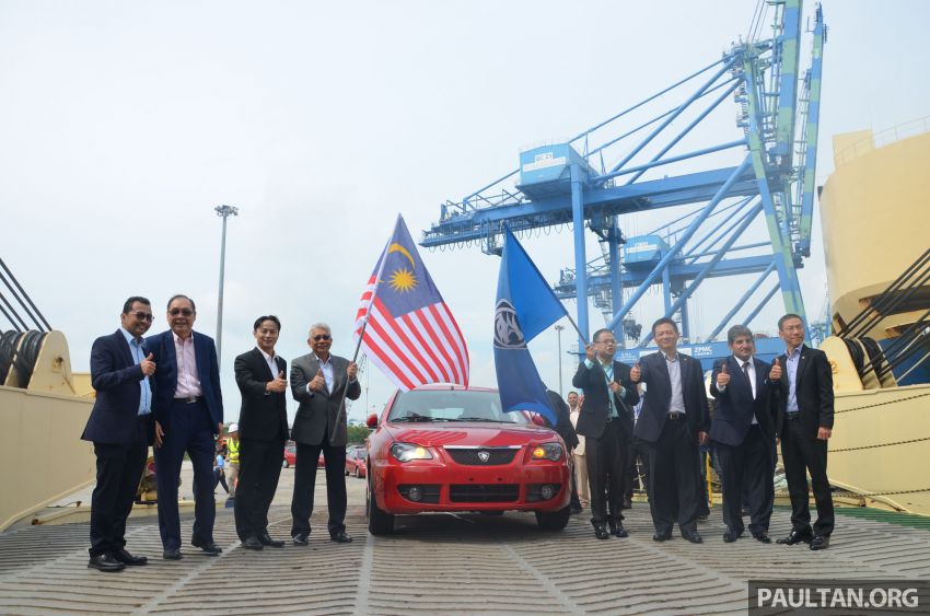 Proton resumes exports to Middle East; Gen2, Persona Image #838332