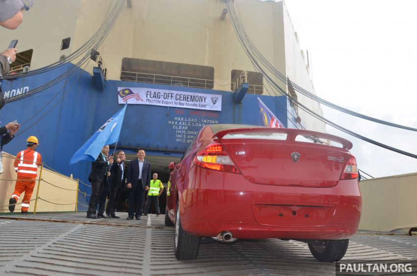 Proton resumes exports to Middle East; Gen2, Persona Image #838333
