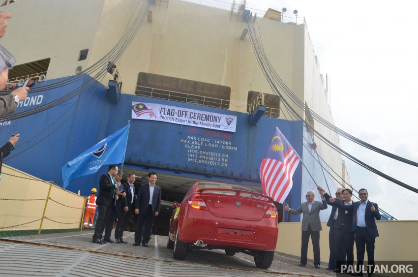 Proton resumes exports to Middle East; Gen2, Persona Image #838334