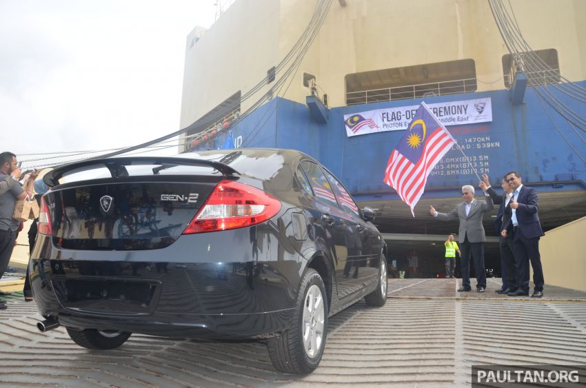 Proton resumes exports to Middle East; Gen2, Persona Image #838335