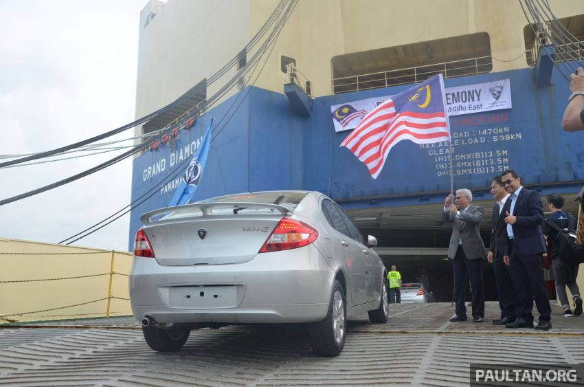Proton resumes exports to Middle East; Gen2, Persona Image #838336