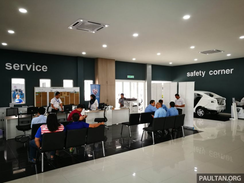 Proton outlines quality, after-sales improvement initiatives; aims to top CSI rankings within three years Image #837778