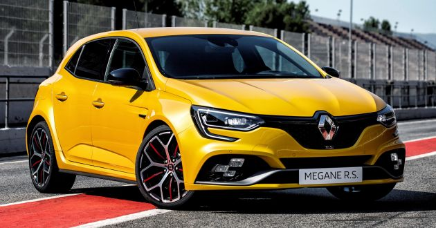 Renault Megane Rs Trophy Revealed 299 Ps 420 Nm