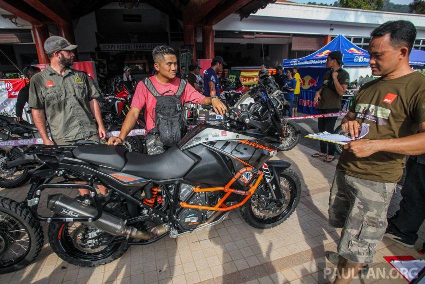 GIVI Rimba Raid 2018 tarik penyertaan dalam dan luar negara, lumba hutan motosikal dual purpose 128 km Image #837484