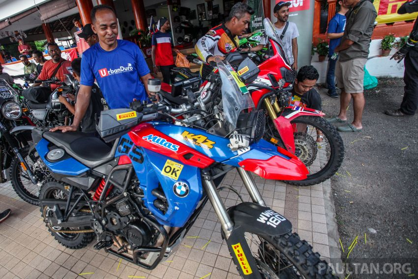 2018 Givi Rimba Raid jungle race draws ASEAN field Image #837681