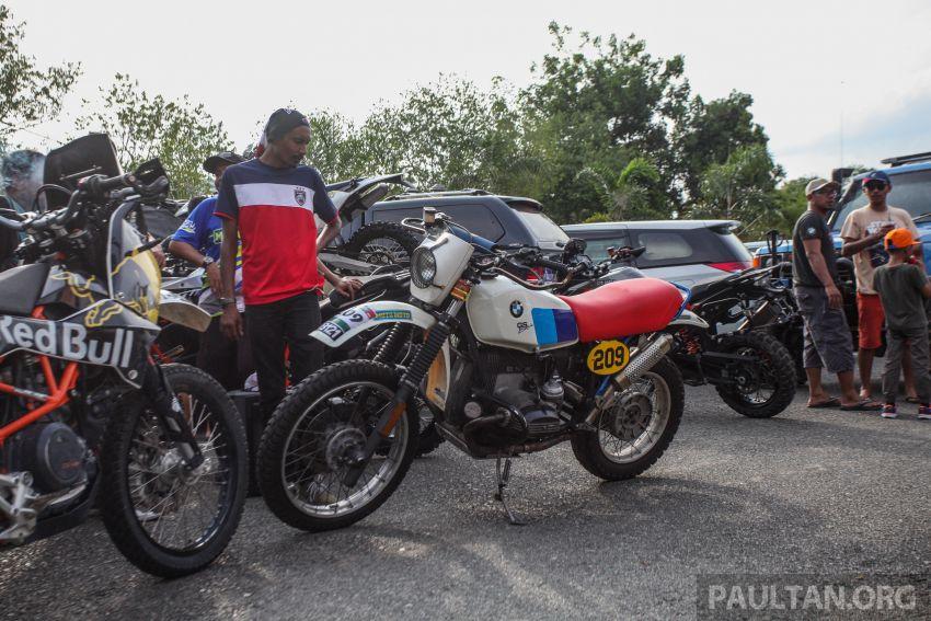 GIVI Rimba Raid 2018 tarik penyertaan dalam dan luar negara, lumba hutan motosikal dual purpose 128 km Image #837491