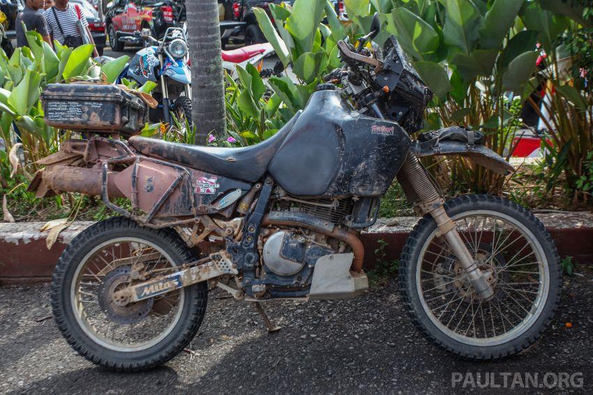 GIVI Rimba Raid 2018 tarik penyertaan dalam dan luar negara, lumba hutan motosikal dual purpose 128 km Image #837474