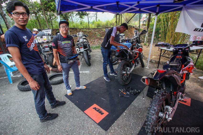 GIVI Rimba Raid 2018 tarik penyertaan dalam dan luar negara, lumba hutan motosikal dual purpose 128 km Image #837493