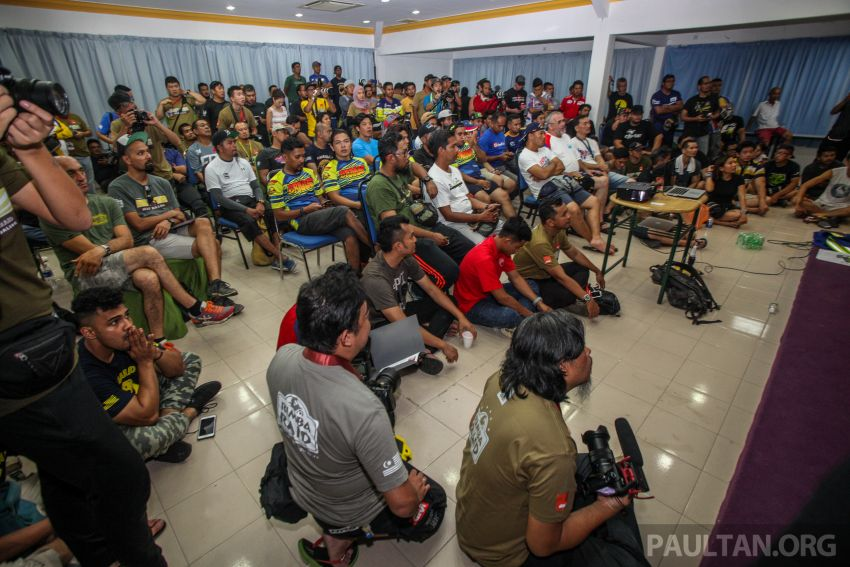 2018 Givi Rimba Raid jungle race draws ASEAN field Image #837673