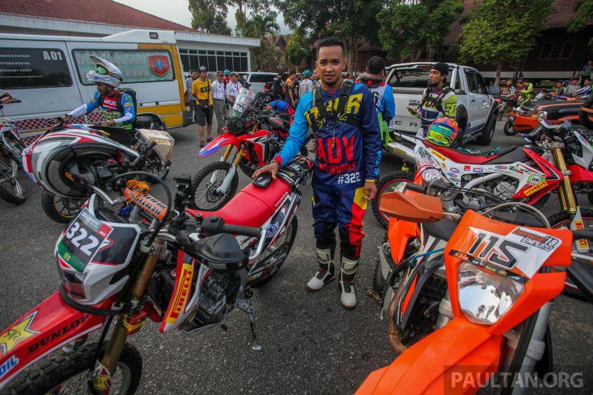 GIVI Rimba Raid 2018 tarik penyertaan dalam dan luar negara, lumba hutan motosikal dual purpose 128 km Image #837497