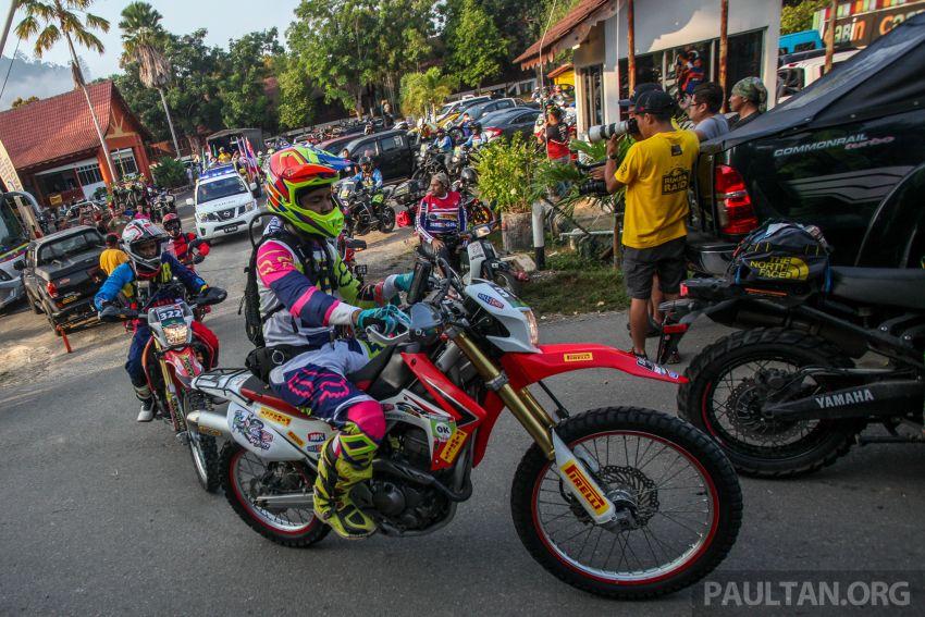 GIVI Rimba Raid 2018 tarik penyertaan dalam dan luar negara, lumba hutan motosikal dual purpose 128 km Image #837501