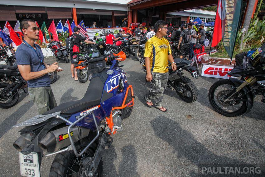 GIVI Rimba Raid 2018 tarik penyertaan dalam dan luar negara, lumba hutan motosikal dual purpose 128 km Image #837475