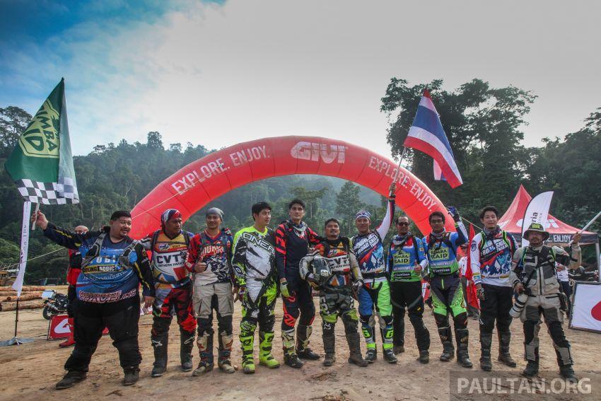 2018 Givi Rimba Raid jungle race draws ASEAN field Image #837663