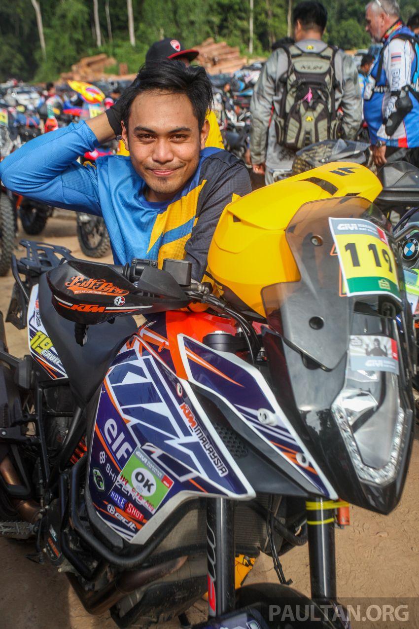 GIVI Rimba Raid 2018 tarik penyertaan dalam dan luar negara, lumba hutan motosikal dual purpose 128 km Image #837505