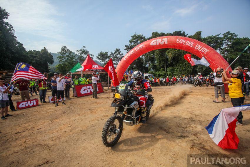 GIVI Rimba Raid 2018 tarik penyertaan dalam dan luar negara, lumba hutan motosikal dual purpose 128 km Image #837507