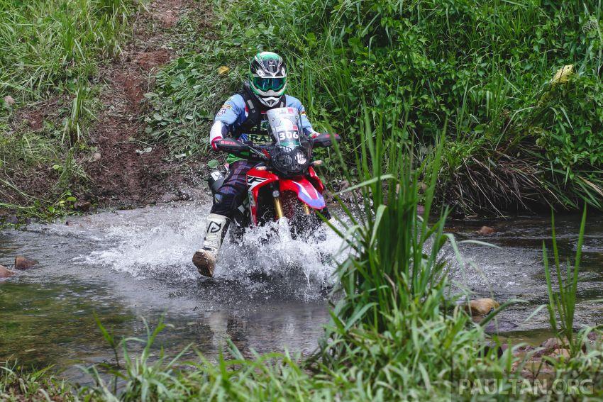 GIVI Rimba Raid 2018 tarik penyertaan dalam dan luar negara, lumba hutan motosikal dual purpose 128 km Image #837513