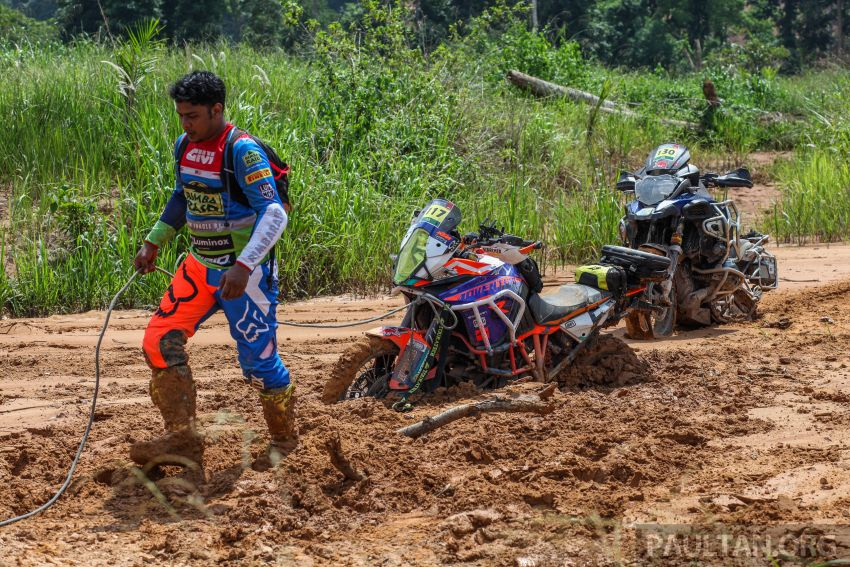 2018 Givi Rimba Raid jungle race draws ASEAN field Image #837649