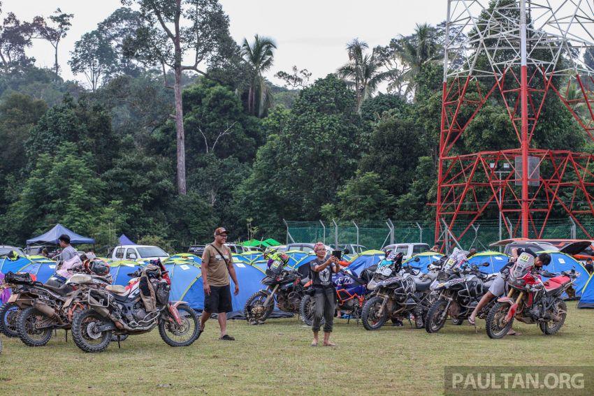 GIVI Rimba Raid 2018 tarik penyertaan dalam dan luar negara, lumba hutan motosikal dual purpose 128 km Image #837520