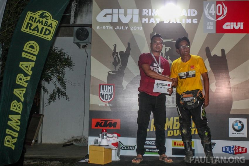 2018 Givi Rimba Raid jungle race draws ASEAN field Image #837640