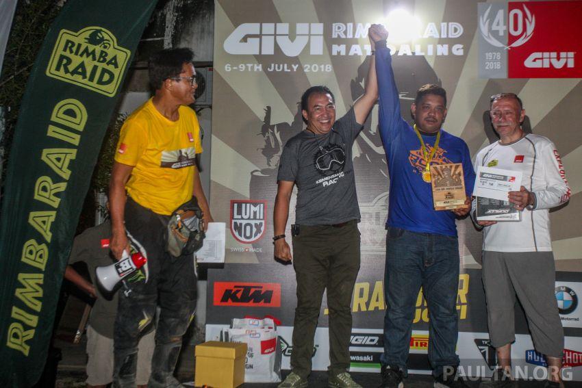 2018 Givi Rimba Raid jungle race draws ASEAN field Image #837639
