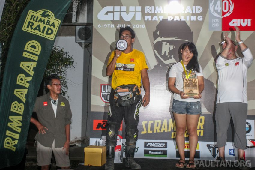 2018 Givi Rimba Raid jungle race draws ASEAN field Image #837638