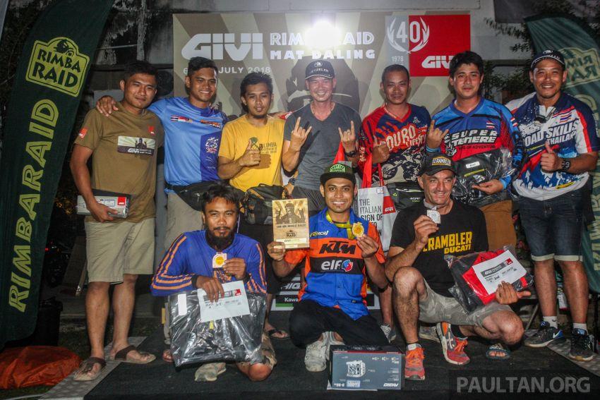 2018 Givi Rimba Raid jungle race draws ASEAN field Image #837637