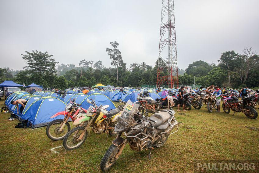 GIVI Rimba Raid 2018 tarik penyertaan dalam dan luar negara, lumba hutan motosikal dual purpose 128 km Image #837531