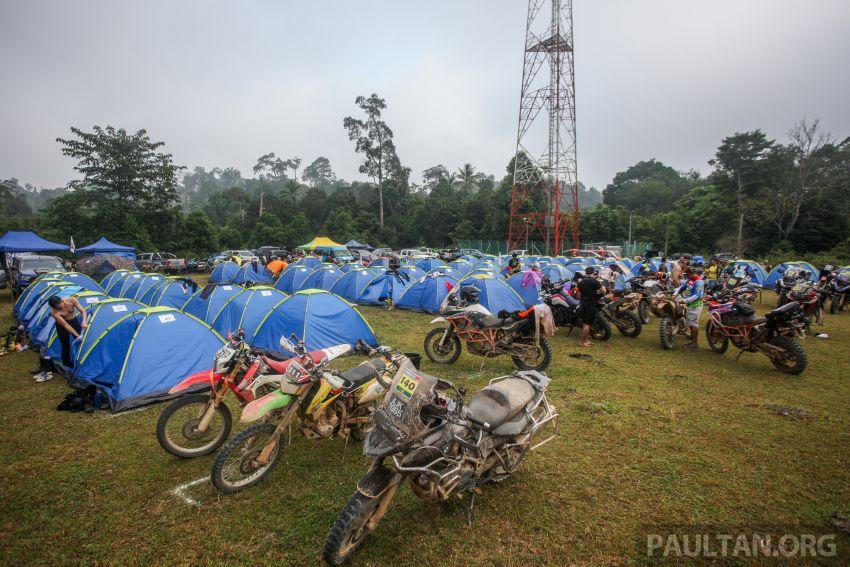 GIVI Rimba Raid 2018 tarik penyertaan dalam dan luar negara, lumba hutan motosikal dual purpose 128 km Image #837532