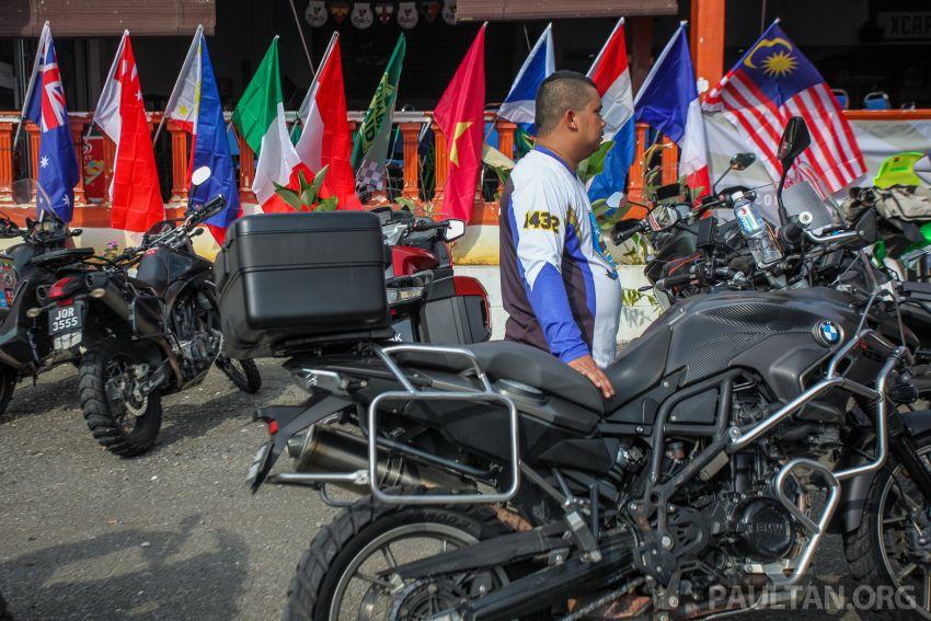 GIVI Rimba Raid 2018 tarik penyertaan dalam dan luar negara, lumba hutan motosikal dual purpose 128 km Image #837479