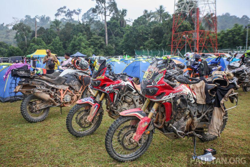 GIVI Rimba Raid 2018 tarik penyertaan dalam dan luar negara, lumba hutan motosikal dual purpose 128 km Image #837533