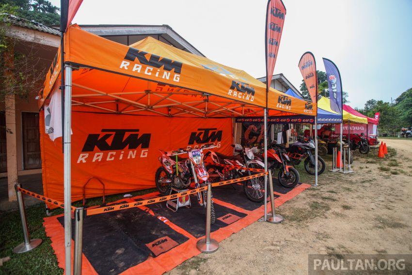GIVI Rimba Raid 2018 tarik penyertaan dalam dan luar negara, lumba hutan motosikal dual purpose 128 km Image #837534