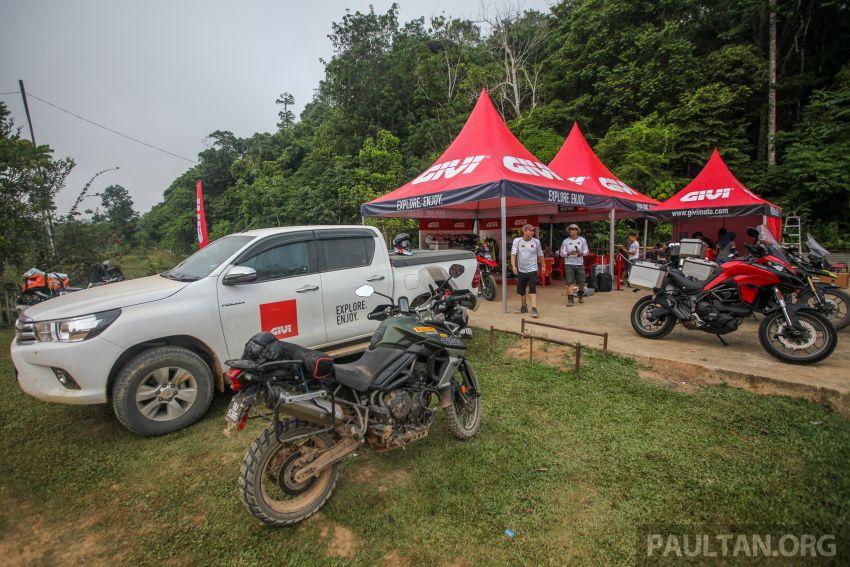 GIVI Rimba Raid 2018 tarik penyertaan dalam dan luar negara, lumba hutan motosikal dual purpose 128 km Image #837536