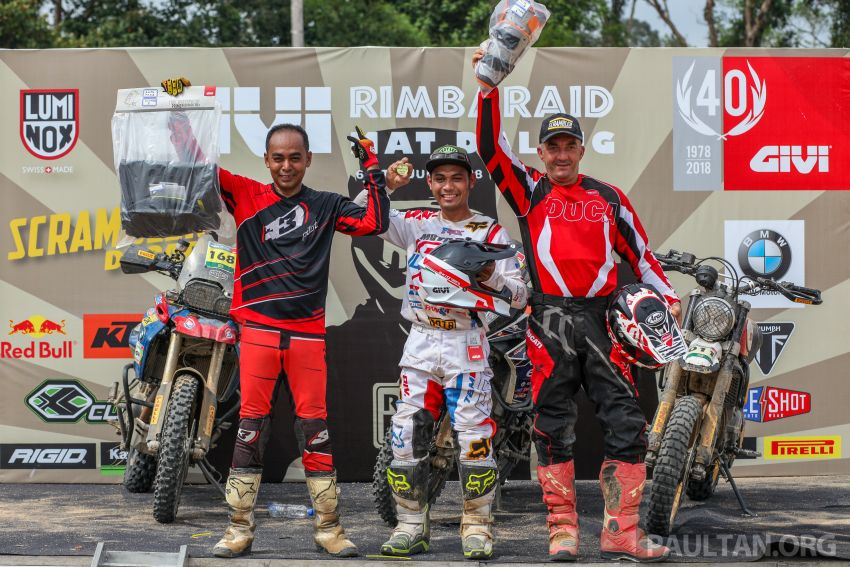2018 Givi Rimba Raid jungle race draws ASEAN field Image #837630