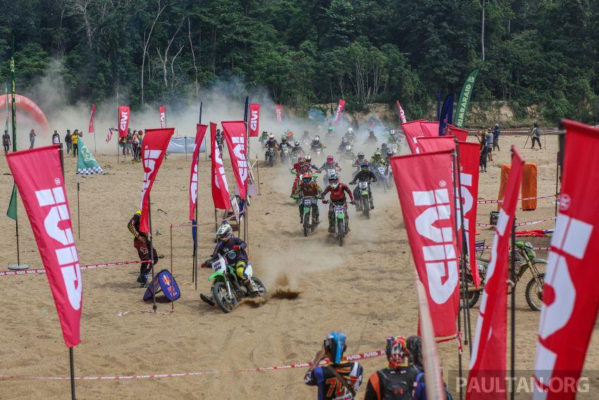GIVI Rimba Raid 2018 tarik penyertaan dalam dan luar negara, lumba hutan motosikal dual purpose 128 km Image #837538