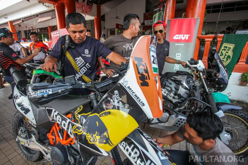 2018 Givi Rimba Raid jungle race draws ASEAN field Image #837685