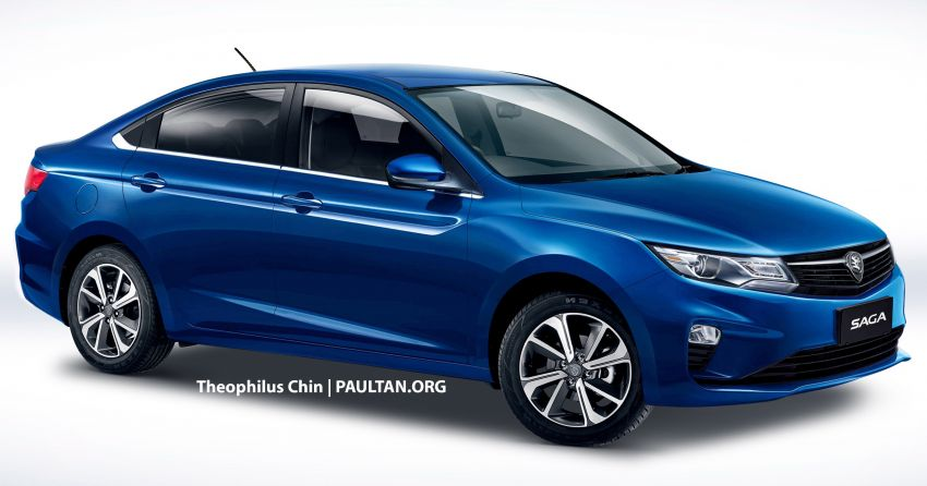 Proton Saga – next gen rendered, based on BMA? Image #844953